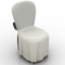 Wedding Chair Curved