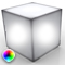 Cube Color LED Box