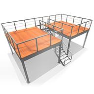 Double Deck 20x30