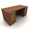 Desk Double pedestal 30x60