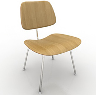 Eames Dining Metal chair