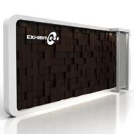 Ecore 10x20 wall w logo
