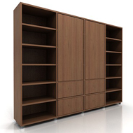 Lecco Bookshelves 4