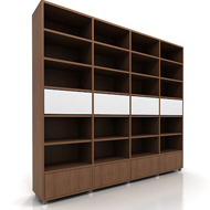 Lecco Bookshelves 3