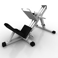 Incline LegPress Machine