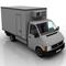 Refrigirator Truck w custom graphic