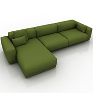 Vitra Place Sofa Lounge