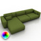 Vitra Place Sofa Lounge