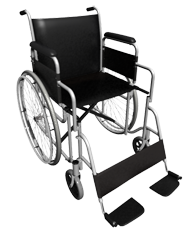 Wheeled Chair