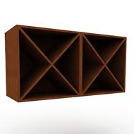 Kraftmaid Wine Storage Cabinet