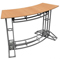 Orbus Curved Truss Counter